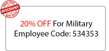 Military Employee Discount - Locksmith at New Lenox, IL - New Lenox Il Locksmith